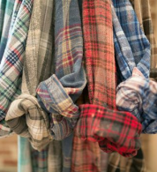 Flannel YES please!